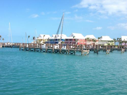 West End, Old Bahama Bay Marina